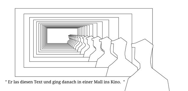 Mall und Kino