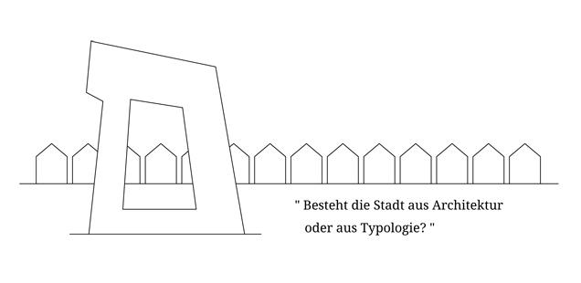 Typologische Stadtentwicklung