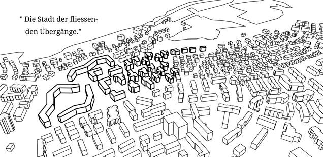 Zürich, Städtebau by Wettbewerb