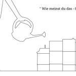 Georg Mörsch, Geschichte oder Geometrie